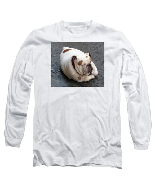 Eduardo Of Firenze Dog Long Sleeve T-Shirt