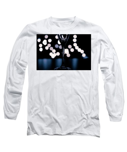 Effervescence II Long Sleeve T-Shirt by David Sutton