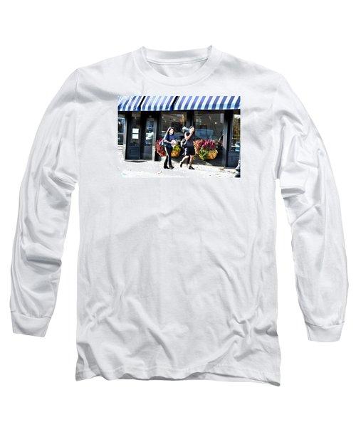 Egg Transport Long Sleeve T-Shirt