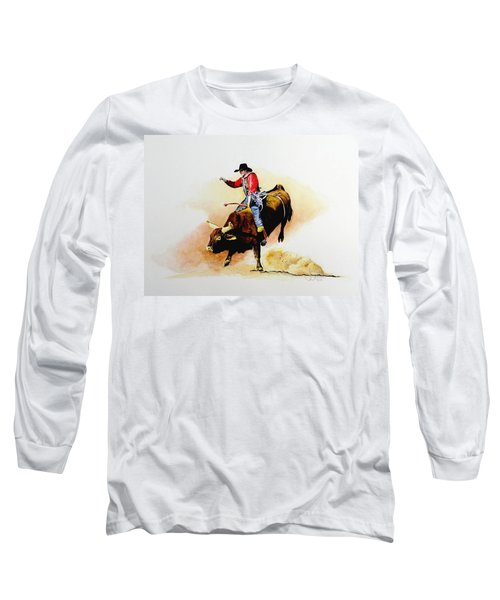 Eight Second Shift Long Sleeve T-Shirt
