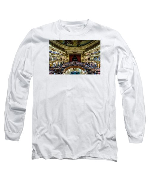 El Ateneo Grand Splendid Long Sleeve T-Shirt
