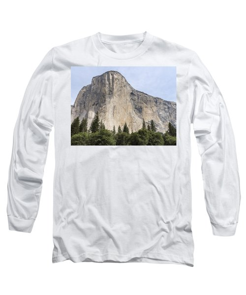 El Capitan Yosemite Valley Yosemite National Park Long Sleeve T-Shirt