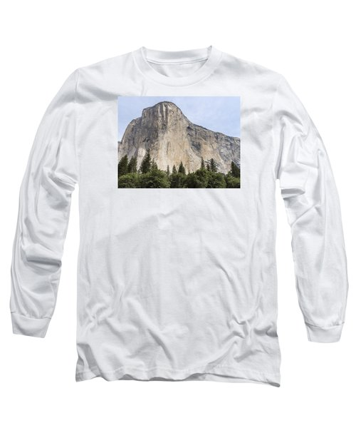 El Capitan Yosemite Valley Yosemite National Park Long Sleeve T-Shirt