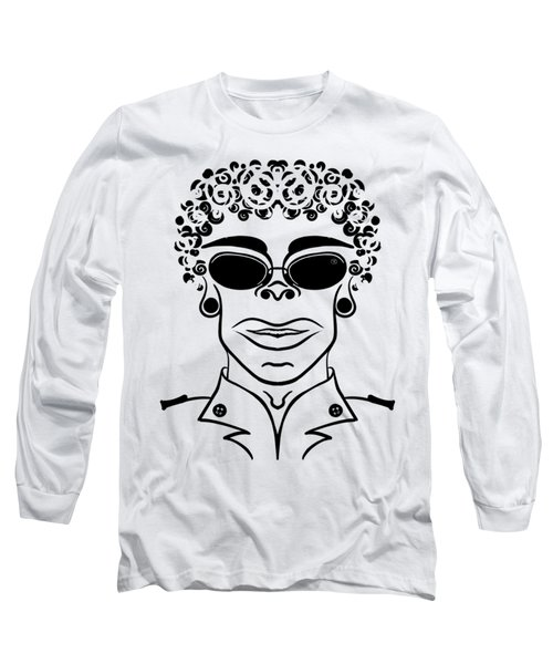 El General Long Sleeve T-Shirt