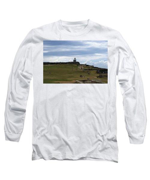 El Morro Long Sleeve T-Shirt