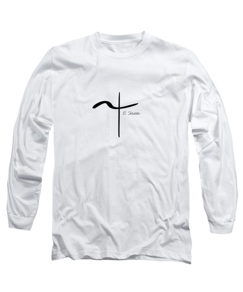 El Shaddai Long Sleeve T-Shirt