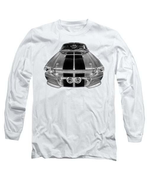 Eleanor Ford Mustang Long Sleeve T-Shirt