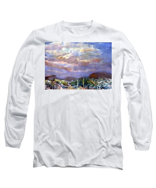 Electric Sunset Long Sleeve T-Shirt