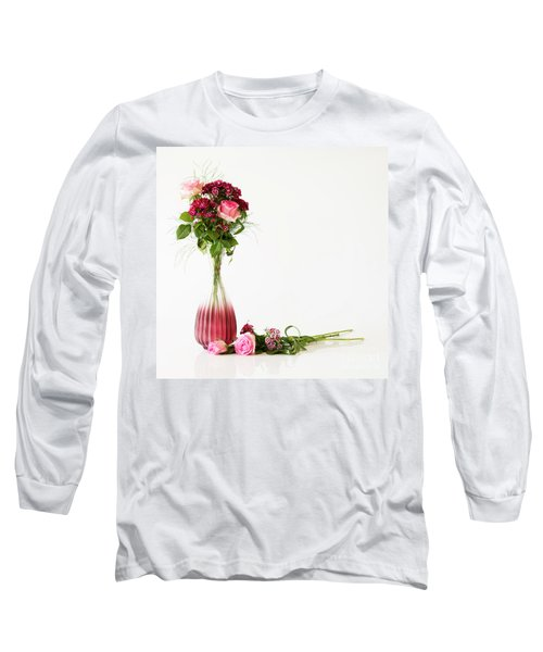 Long Sleeve T-Shirt featuring the photograph Elegance by Wendy Wilton