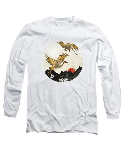 Elegant Flight II Long Sleeve T-Shirt