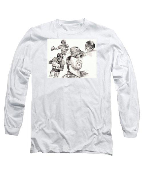 Eli Manning Long Sleeve T-Shirt