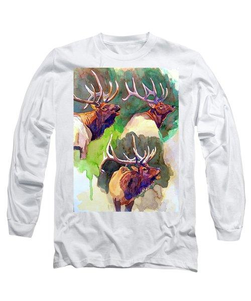 Elk Studies Long Sleeve T-Shirt