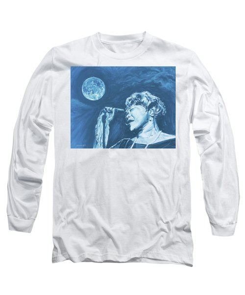 Ella Singing 'blue Moon' Long Sleeve T-Shirt