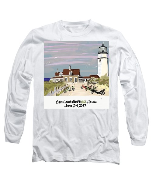 Elliptigo Art Long Sleeve T-Shirt