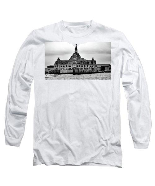 Communipaw Terminal No. 49-3 Long Sleeve T-Shirt
