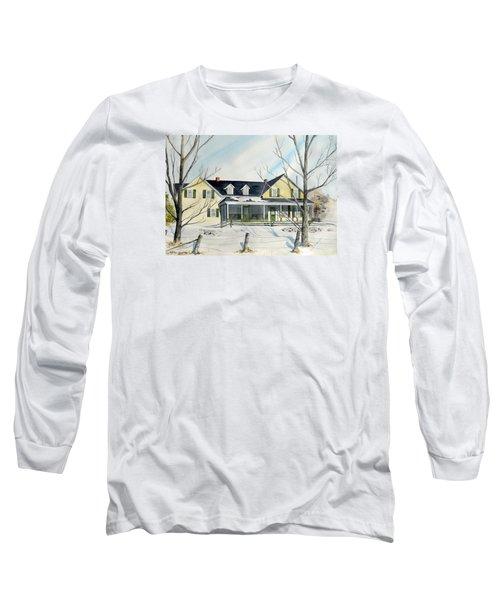 Elmridge Farm House Long Sleeve T-Shirt