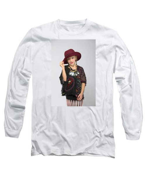 Elora In Threads Of 5 Years Time Long Sleeve T-Shirt