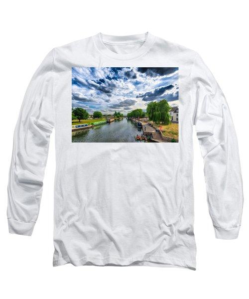 Ely Riverside Long Sleeve T-Shirt