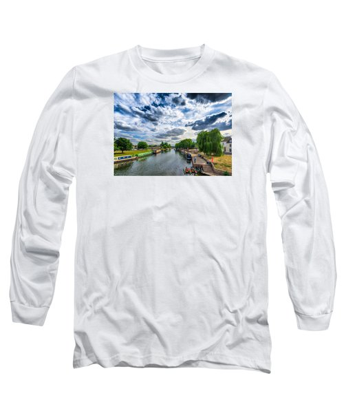 Ely Riverside Long Sleeve T-Shirt