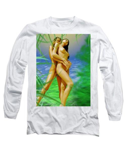 Embraced Long Sleeve T-Shirt