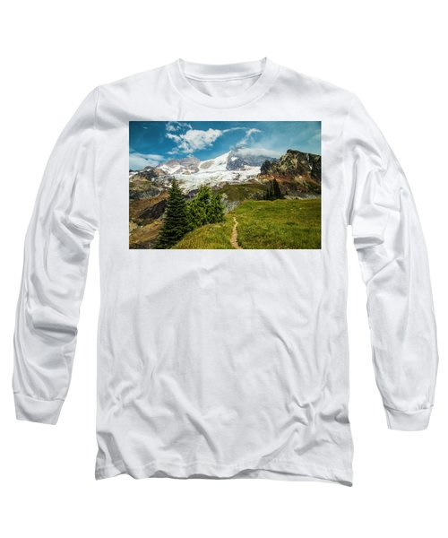 Emerald View Long Sleeve T-Shirt