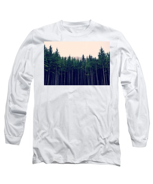 Emerson  Long Sleeve T-Shirt by Robin Dickinson