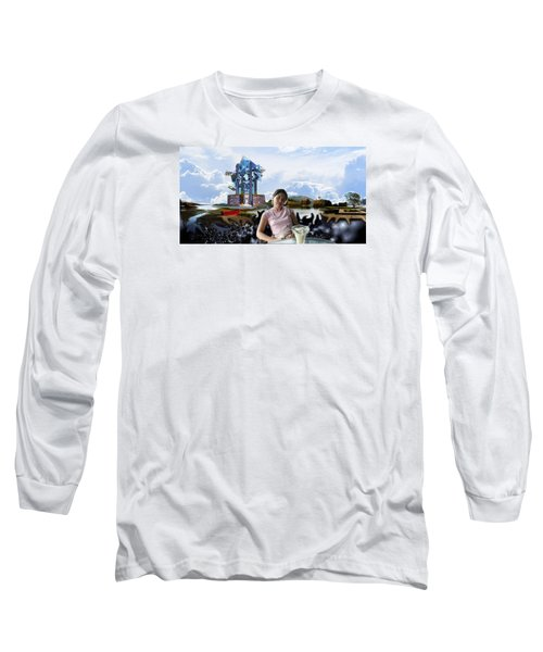 Emma's Afternoon Snack Long Sleeve T-Shirt