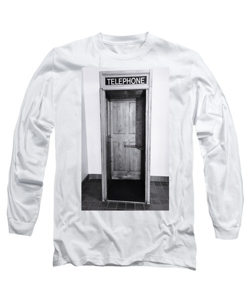 Empty Calling Long Sleeve T-Shirt