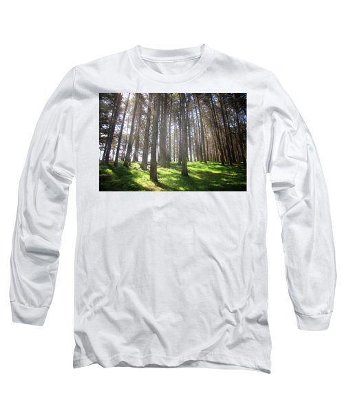Long Sleeve T-Shirt featuring the photograph Enchanted by Laurie Search