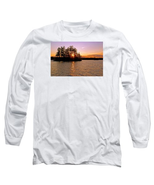 Long Sleeve T-Shirt featuring the photograph Enchantment by Lynda Lehmann