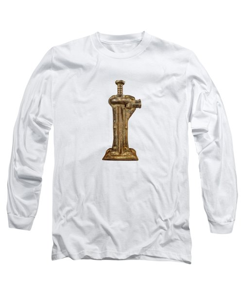 Enclosed Screw Jack II Long Sleeve T-Shirt