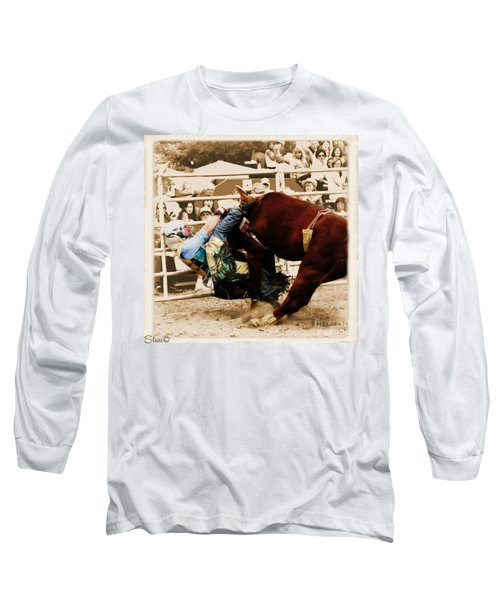 End Of A Helluva Ride Long Sleeve T-Shirt