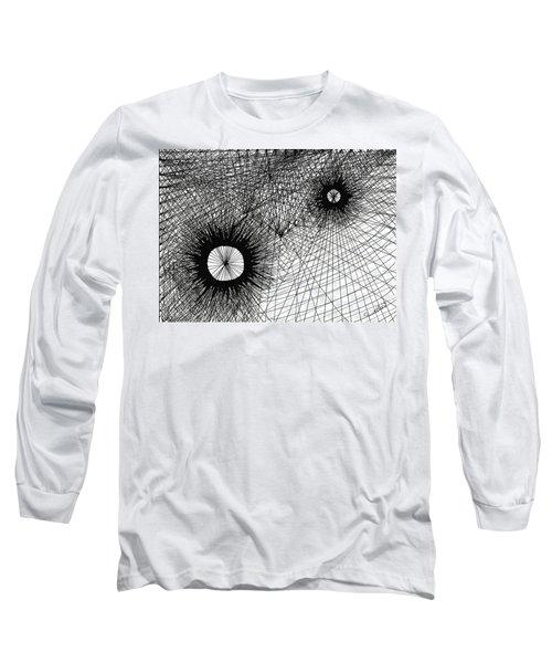 Energy Long Sleeve T-Shirt by Quwatha Valentine