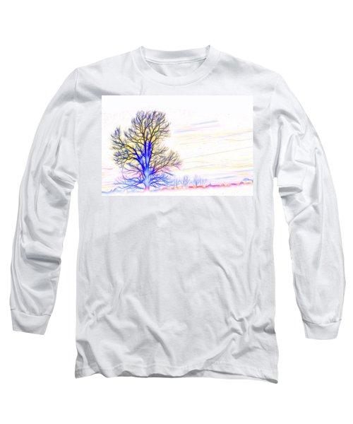 Energy Tree Long Sleeve T-Shirt