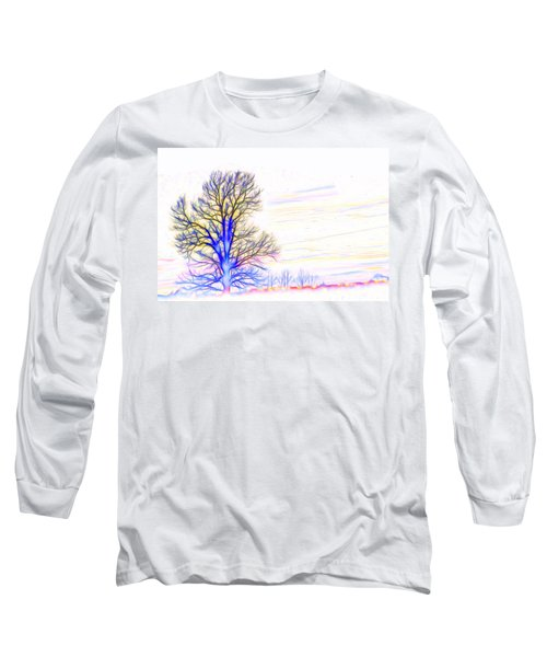 Energy Tree Long Sleeve T-Shirt