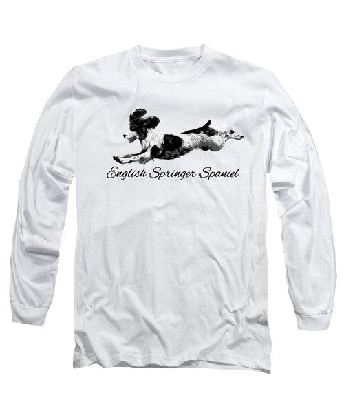 English Springer Spaniel Long Sleeve T-Shirt