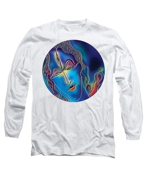 Enlightening Shiva Long Sleeve T-Shirt