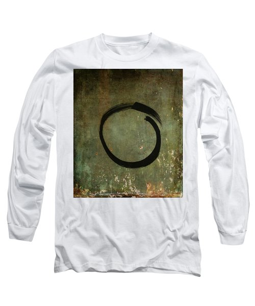 Enso #6 - As Time Goes By Long Sleeve T-Shirt