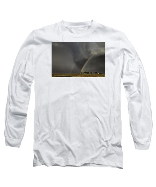 Enter The Storm Long Sleeve T-Shirt