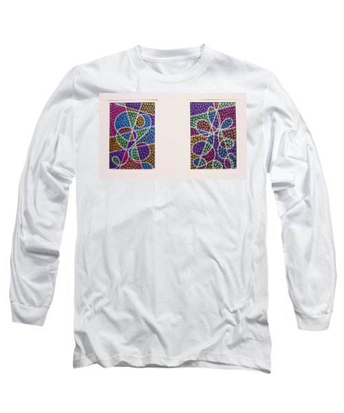 Entropical Evolution Iv Long Sleeve T-Shirt