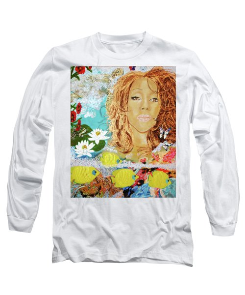 Epitome's Dream The Quadrant 3 Long Sleeve T-Shirt