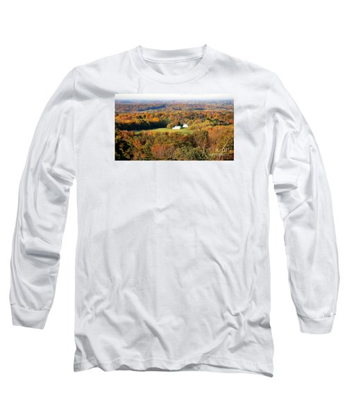 Long Sleeve T-Shirt featuring the photograph Erin Wisconsin  by Ricky L Jones