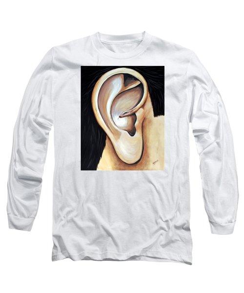 Lengua Detractora Long Sleeve T-Shirt