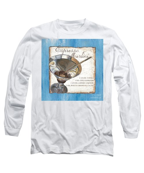 Espresso Martini Long Sleeve T-Shirt