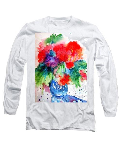 Essence Of Summer Long Sleeve T-Shirt