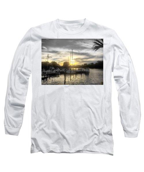 Essex Sunset Long Sleeve T-Shirt