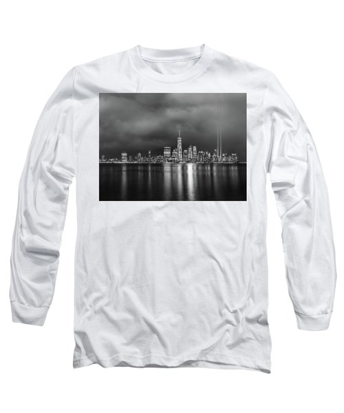 Etched Into The Sky Long Sleeve T-Shirt