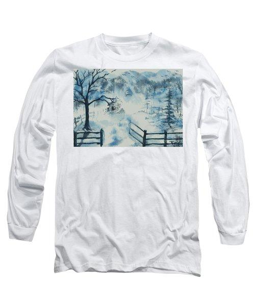 Ethereal Morning  Long Sleeve T-Shirt