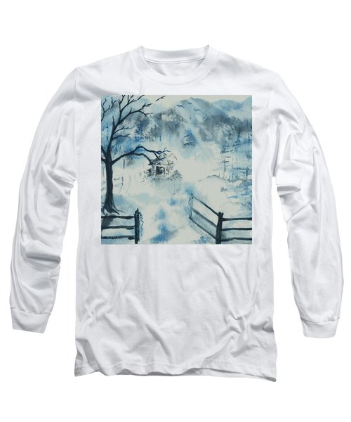 Ethereal Morning  Long Sleeve T-Shirt