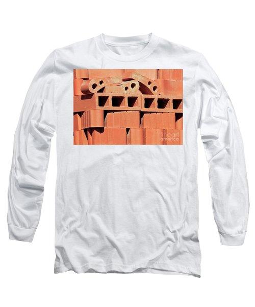 Long Sleeve T-Shirt featuring the photograph Euclid Engineering Llc by Joe Jake Pratt